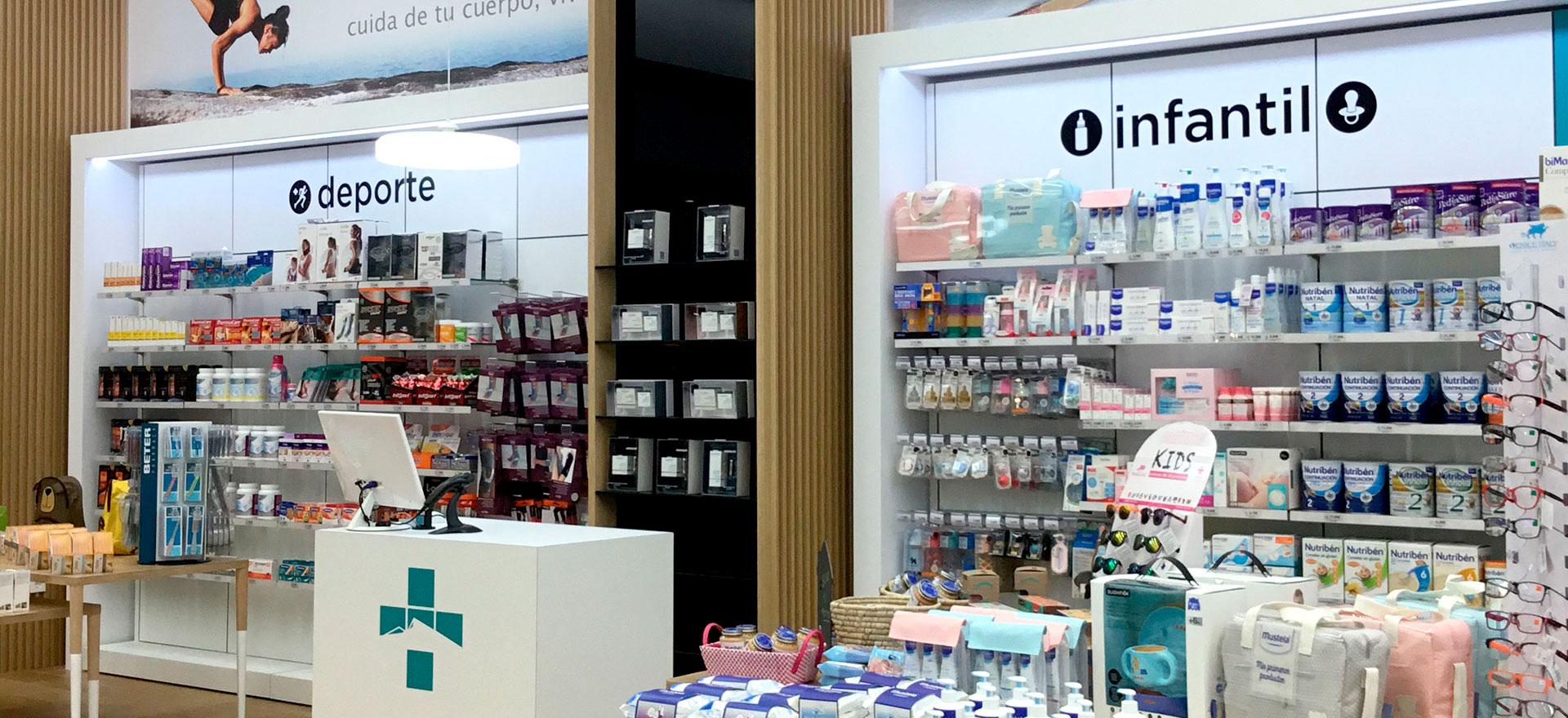 Imagen de una de nuestras farmacias (7 de 10)