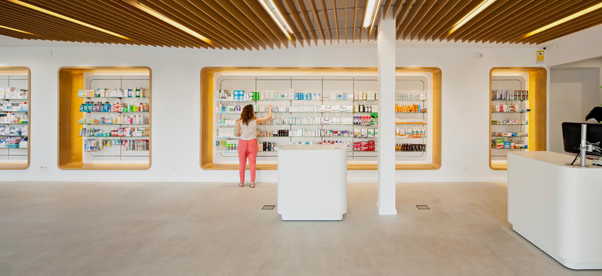 Imagen de una de nuestras farmacias (4 de 10)