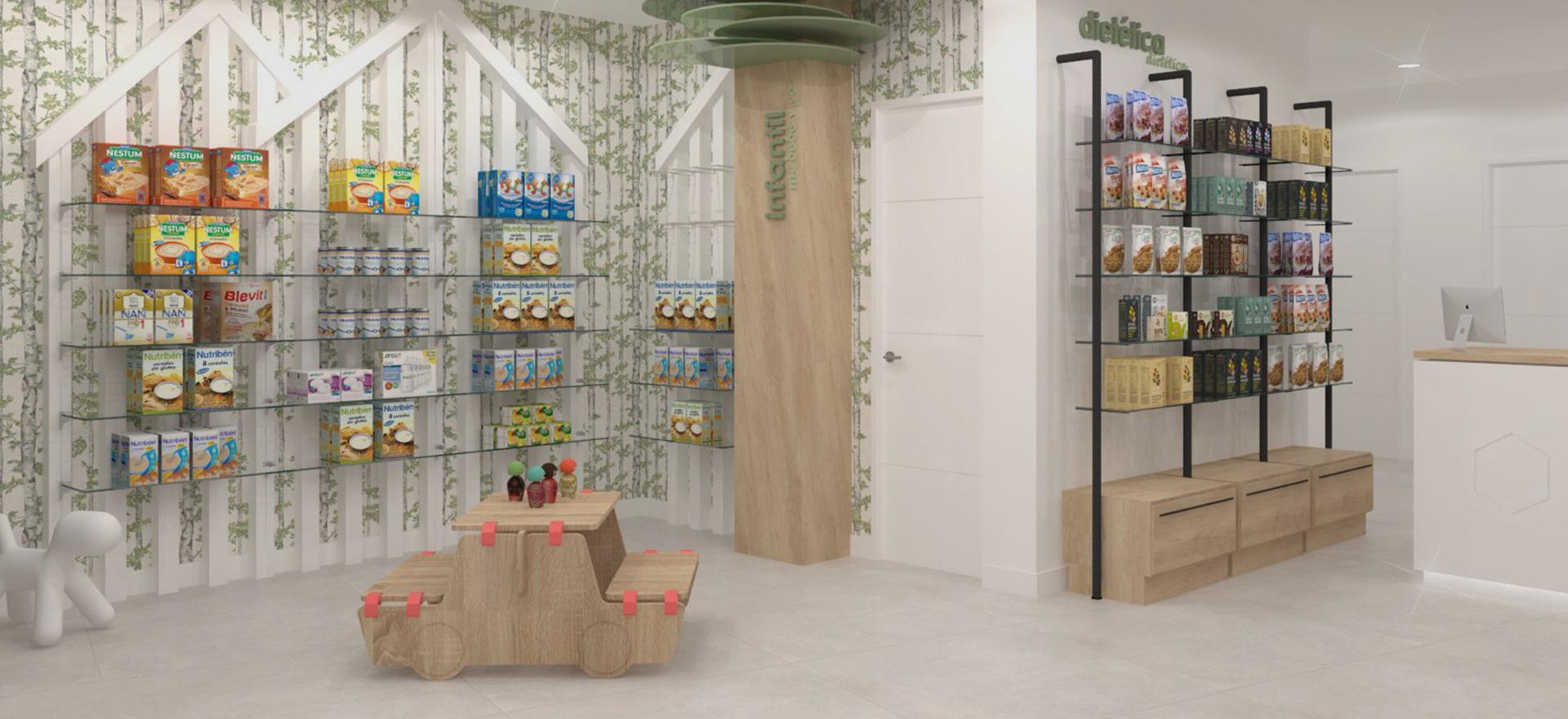 Imagen de una de nuestras farmacias (1 de 10)